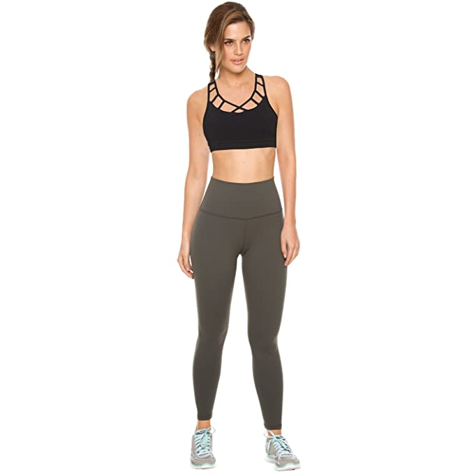 Amazon.com: Flexmee Leggings Sports Bra Ladies Activewear ...