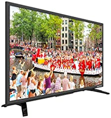 "Dazzling color and clarity will surround you with the X328BV-FSR 32"" 1080P LED HDTV. With 3 HDMI ports (HDMI 1 is shared with MHL), picture quality and streaming access is available at its fullest potential. Clear QAM conveniently delivers ca..."