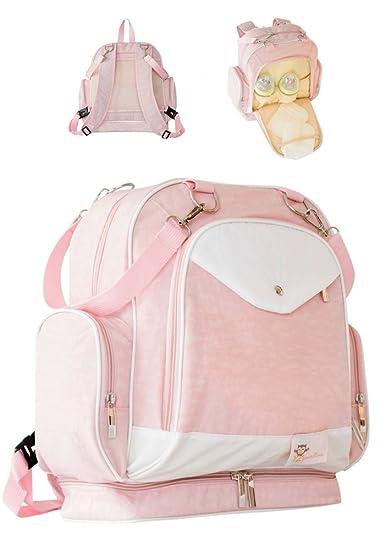 Amazon.com: Wise millennials elegante impermeable bebé bolsa ...