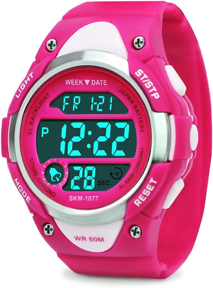 MSVEW Kids Digital Watch