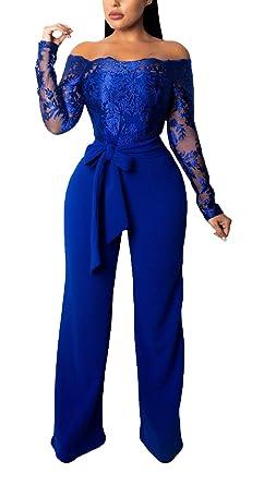 Jumpsuit Mujer Primavera Otoño Largos Playsuit Elegantes ...