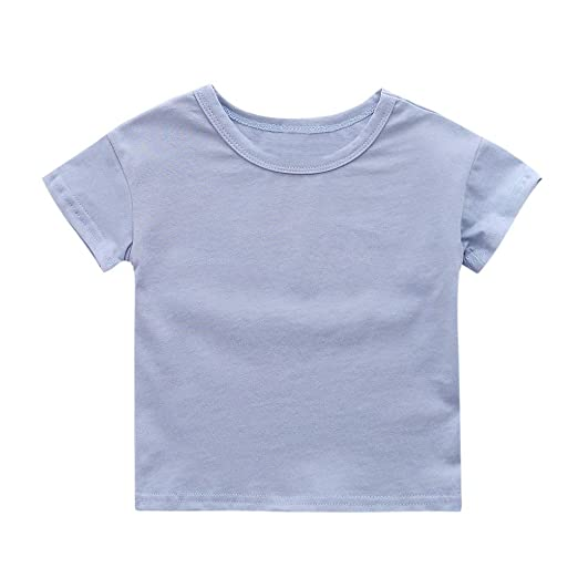 5ed67130 Amazon.com: LNGRY Baby Clothes, Toddler Kids Boys Girls Summer ...