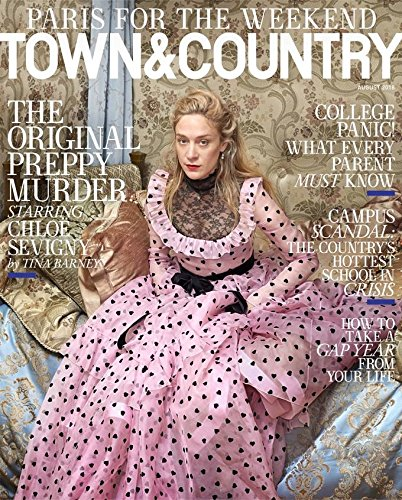 Magazines : Town & Country