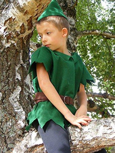 Peter Pan Hat Infant/Toddler/Child