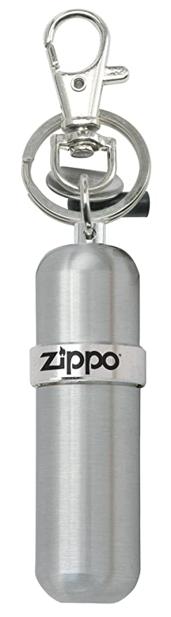 Zippo Fuel Canister - Mechero, Color Aluminio