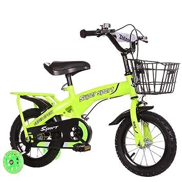 KY Bicicleta niños Balance Bike Unisex del niño de Bicicleta de ...