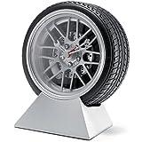 Roue forme Bureau horloge Mens Gadget cadeau Bureau pneu voiture Automobile Accessoires décoration