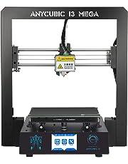 Anycubic I3 Mega 3D Drucker Kit mit größerem Druckbereich und 3,5 Zoll TFT Touchscreen PLA ABS 1.75mm Filament (I3 Mega)