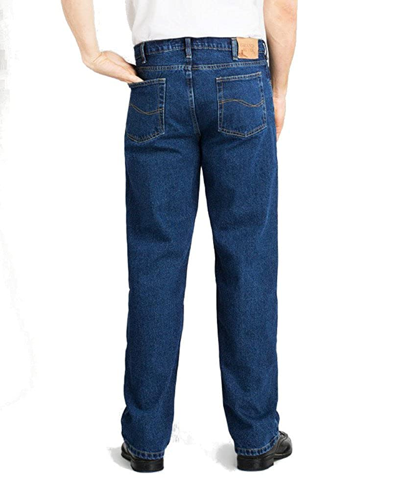 Elliesox Medium Stonewash Classic Boot Cut Jeans by Grand River 181 48x34
