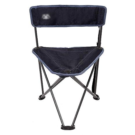 Silla de camping plegable Silla para acampar: silla plegable ...