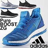 (アディダス) adidas メンズシューズ スニーカー 靴 ピュアブースト ゼットジー PureBoostZG