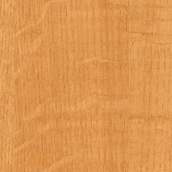 """Red Oak Quarter Sawn Veneer PSA 1 PC 10 mil x 48/"""" x  96/"""""""