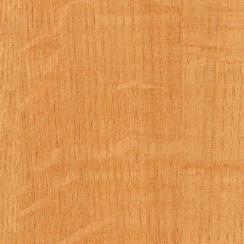 White Oak Wood Veneer Qtr Hvy Flake 4x8 2 Ply Sheet by Wood-All