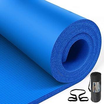 Extra Grueso Y Cómodo Yoga Mat Antideslizante Fitness ...