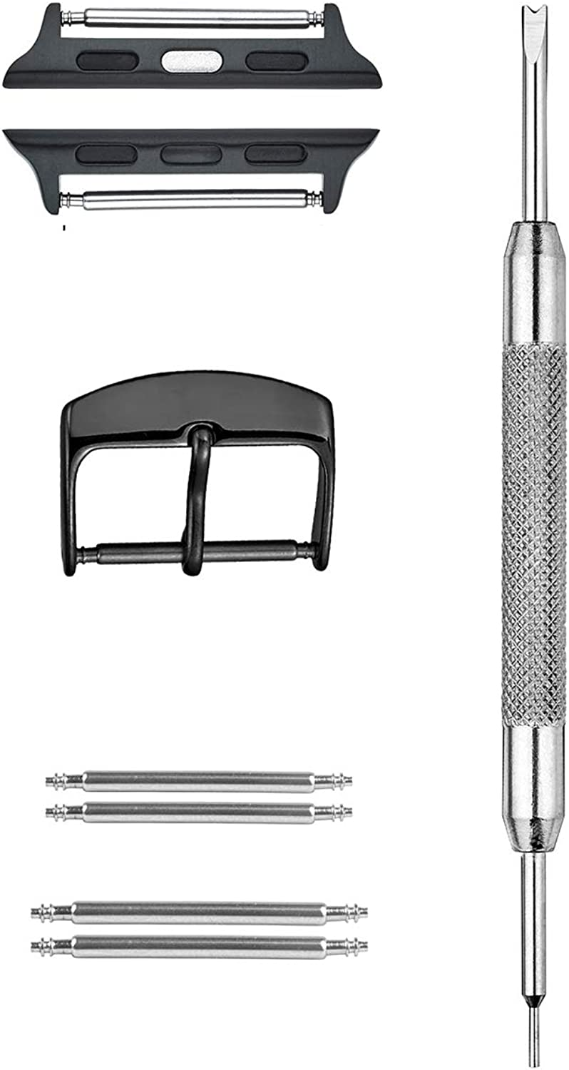 Alpine Apple Watch Adapter Connector kit to fit 38 mm, 40 mm Watch