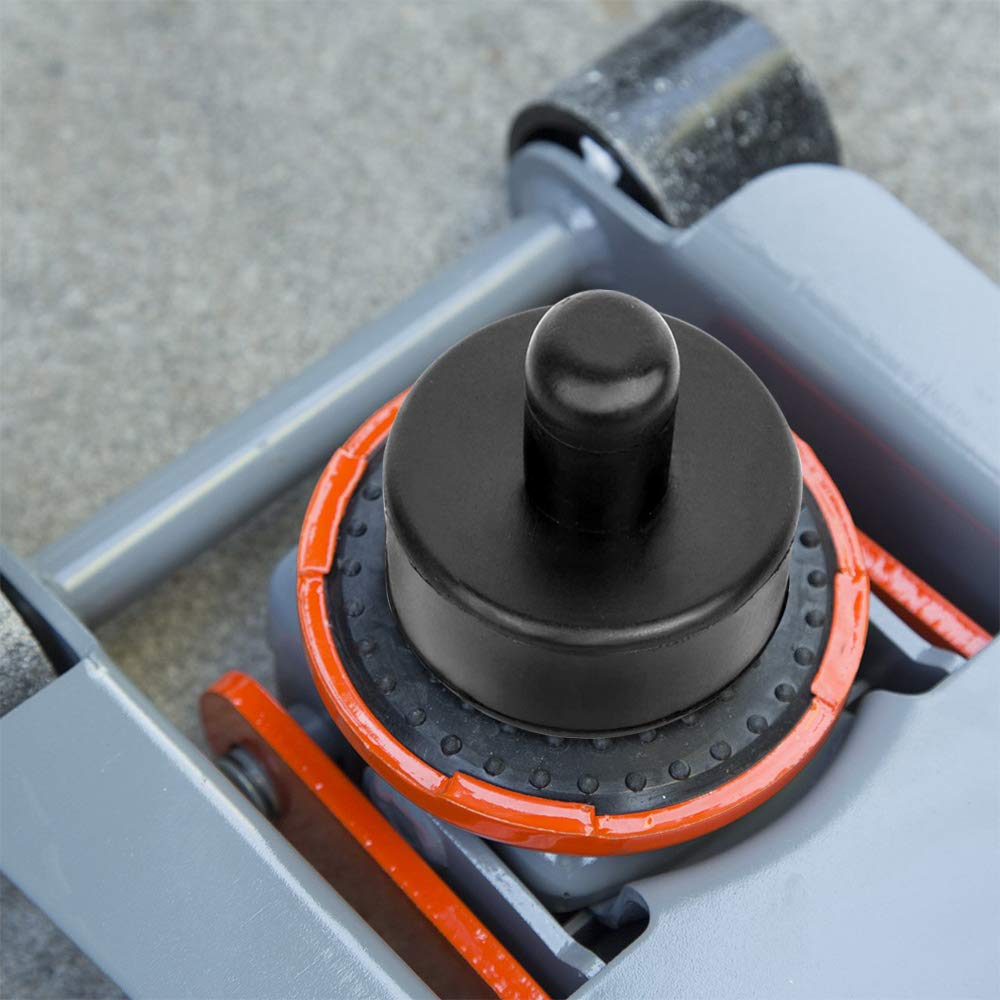4 Pezzi in Gomma per Sollevamento Punti Jack Pad cric Adattatore per la Tua Auto AUPERTO Tesla Model 3 cric in Gomma