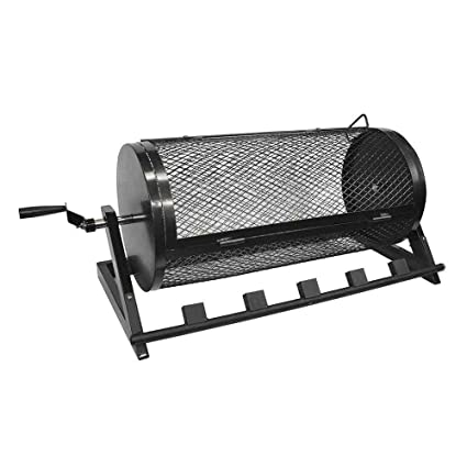Santa Barbara Chile Roasters Adjustable Portable Chili Roaster Without Regulator - CRBBQ-CR
