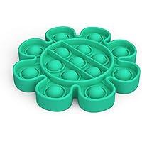 ANNA Push pop Bubble Squeeze Sensory Toy, Pop Bubble Sensory Fidget Toy, Pop It Figit Toy Fidget Toys Autism Special…