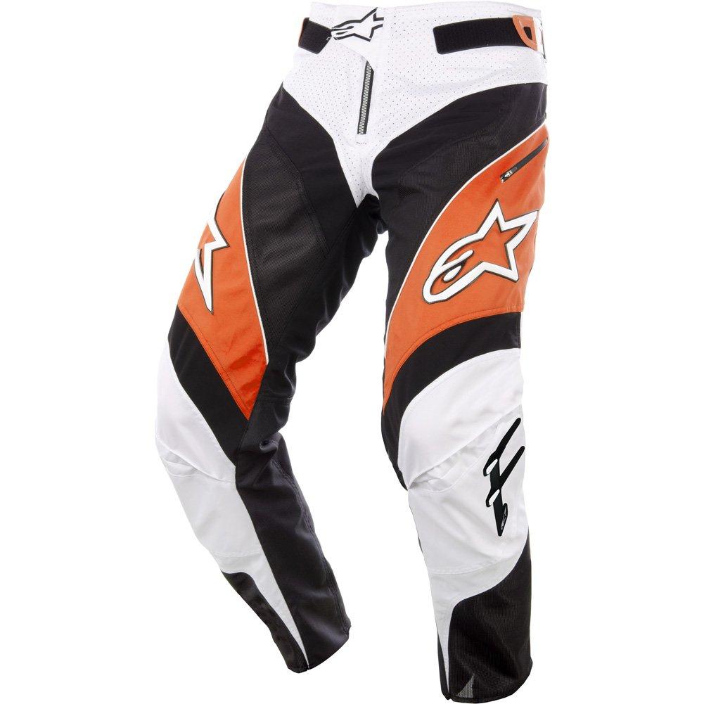 Alpinestars Men's A-Line DH Bicycle Pants, 30, Orange/Black/Gray