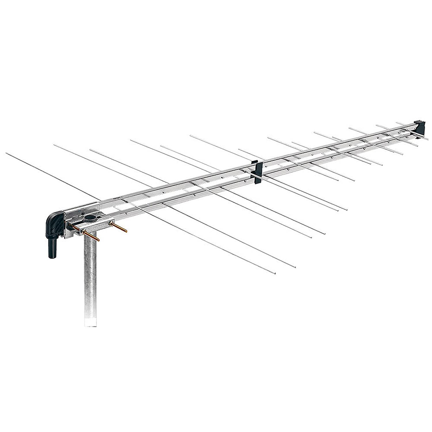 Possible to extend the yagi end of a VHF/UHF antenna? - AVS