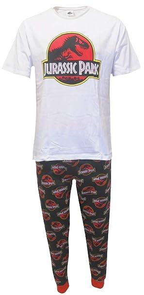 IndieGo Distribution Ltd Mens Jurassic Park Pyjamas