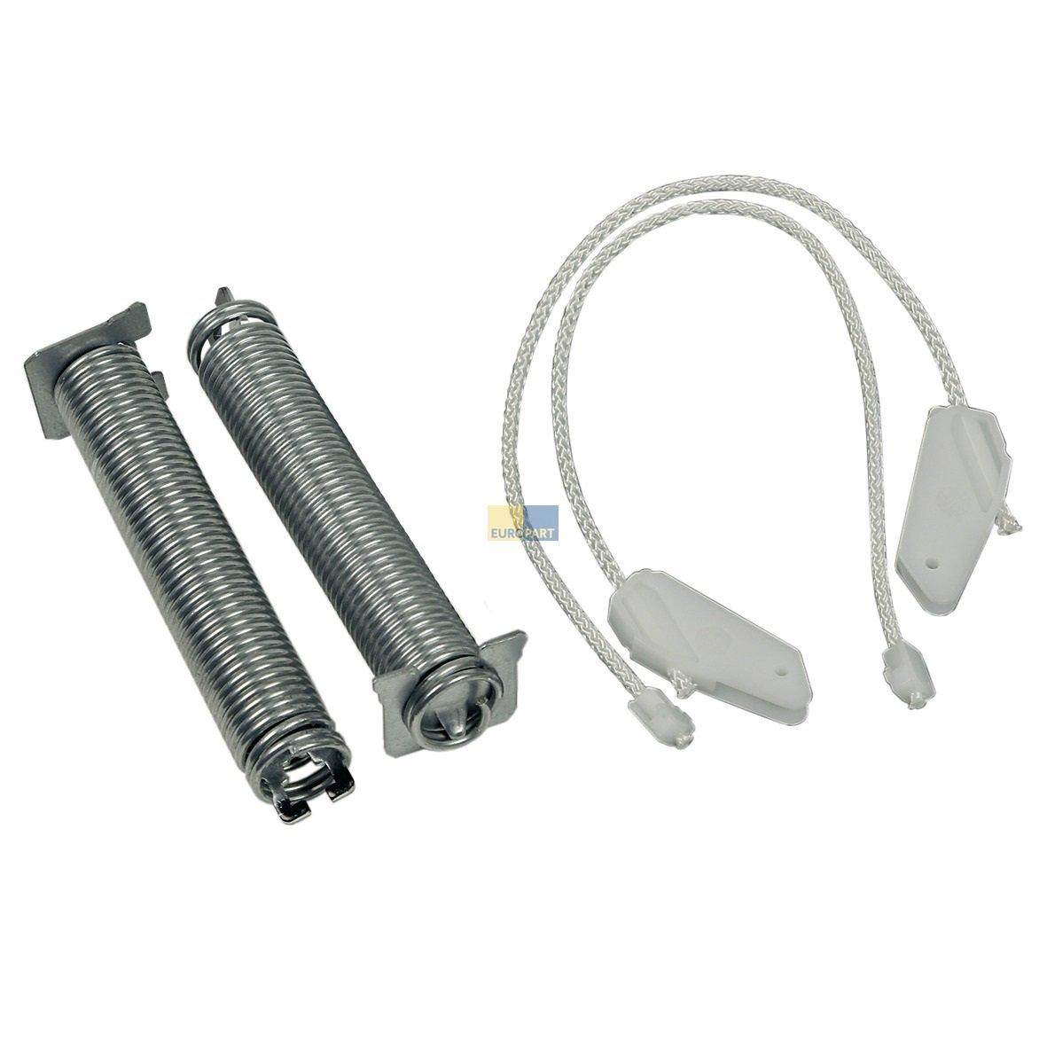 Elkop Muelle cuerda Bisagra Bosch Neff 754869/para lavavajilla Viva Siemens BSH 00754869