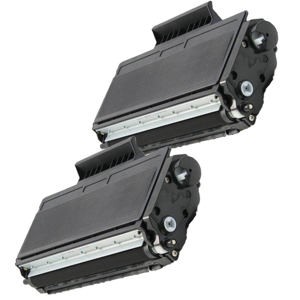 2 High Yield Inkfirst Toner Cartridges TN-650 (TN650) Compatible Remanufactured for Brother TN-650 Black MFC-8480DN MFC-8890DW HL-5340D HL-5370DW HL-5370DWT DCP-8080DN DCP-8085DN Ink First IF-TN-650-2PACK(A)