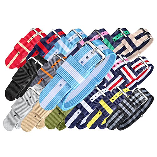 CUCOL Nylon Watch Replacement Strap product image
