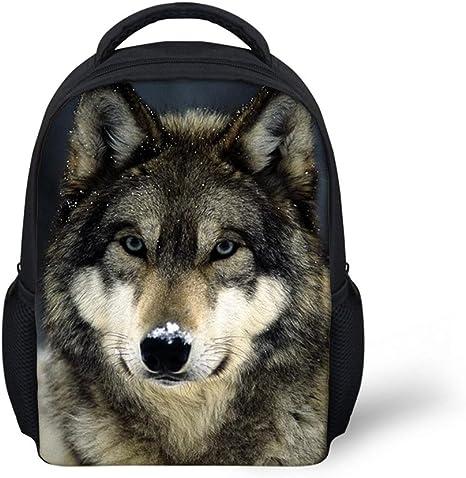 Mochila escolar para niños pequeños, mochila infantil con
