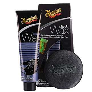 Meguiar's G6207 | Best Wax For Black Cars