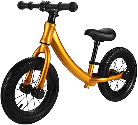 Bicicleta de Equilibrio 12 Pulgadas Marco De Fibra De Carbono ...