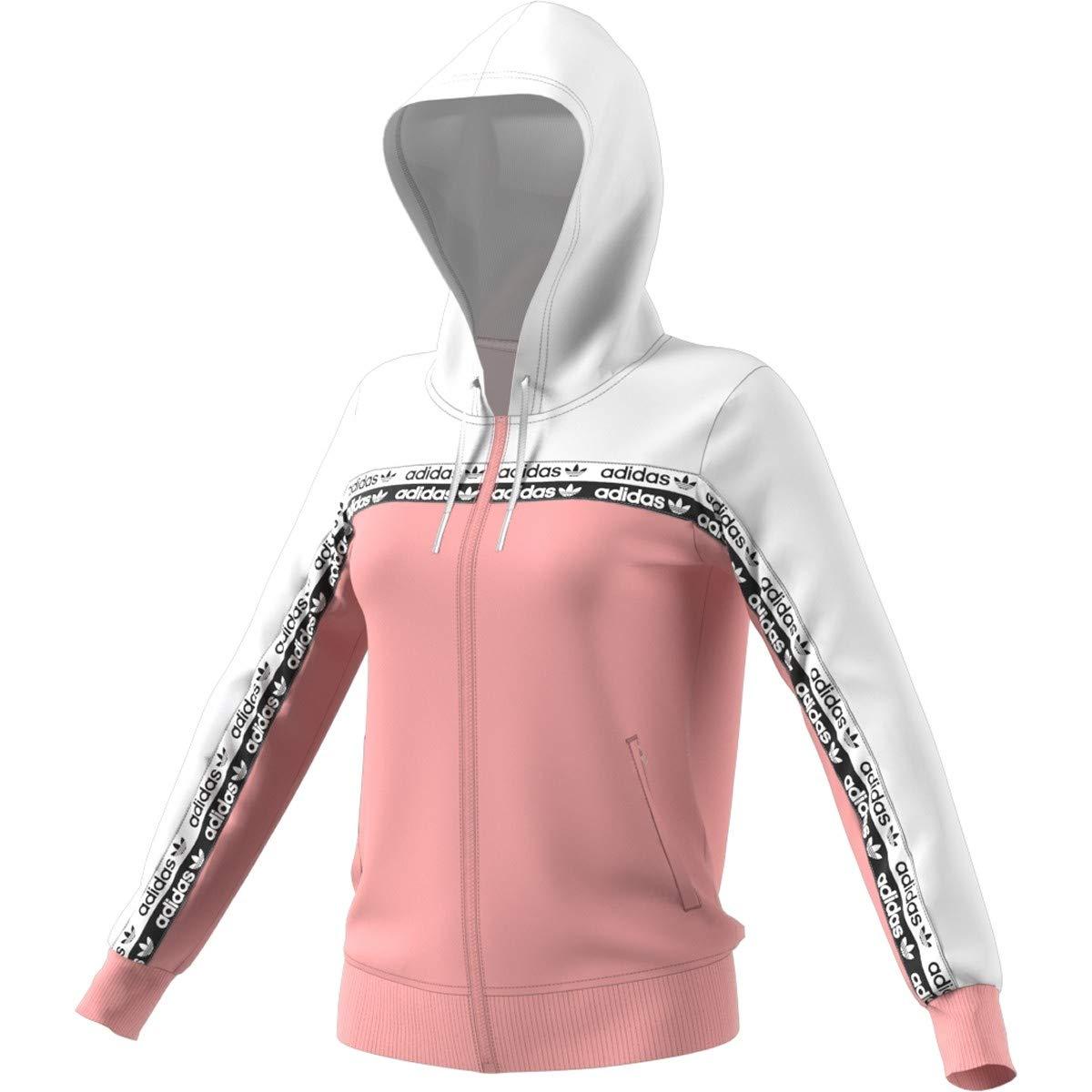 adidas originals sudadera tape full hoodie