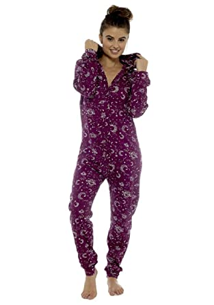 Follow That Dream Ladies Stargazer Printed Pyjama