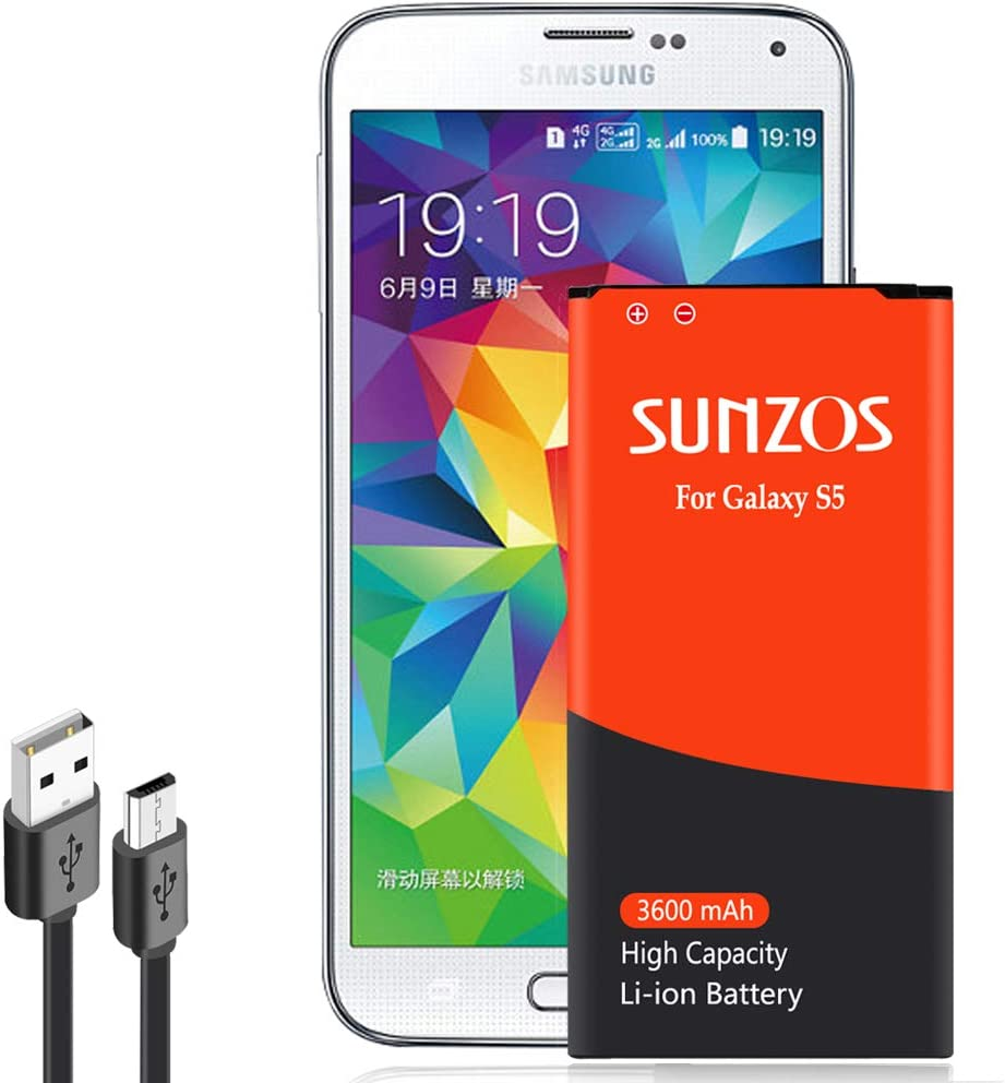 Batería Galaxy S5  [I9600, G900F, G900V (Verizon), G900T....