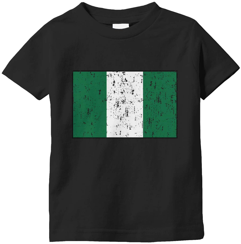 Nigeria Flag Nigerian Infant T Shirt 9394
