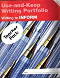 img - for Writing to Inform: Level B (Use-and-Keep Writing Portfolio) book / textbook / text book
