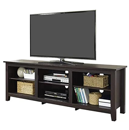 Beachcrest Home Sunbury 70u0026quot; TV Stand, TV Unit Furniture   Fireplace  Not Included (