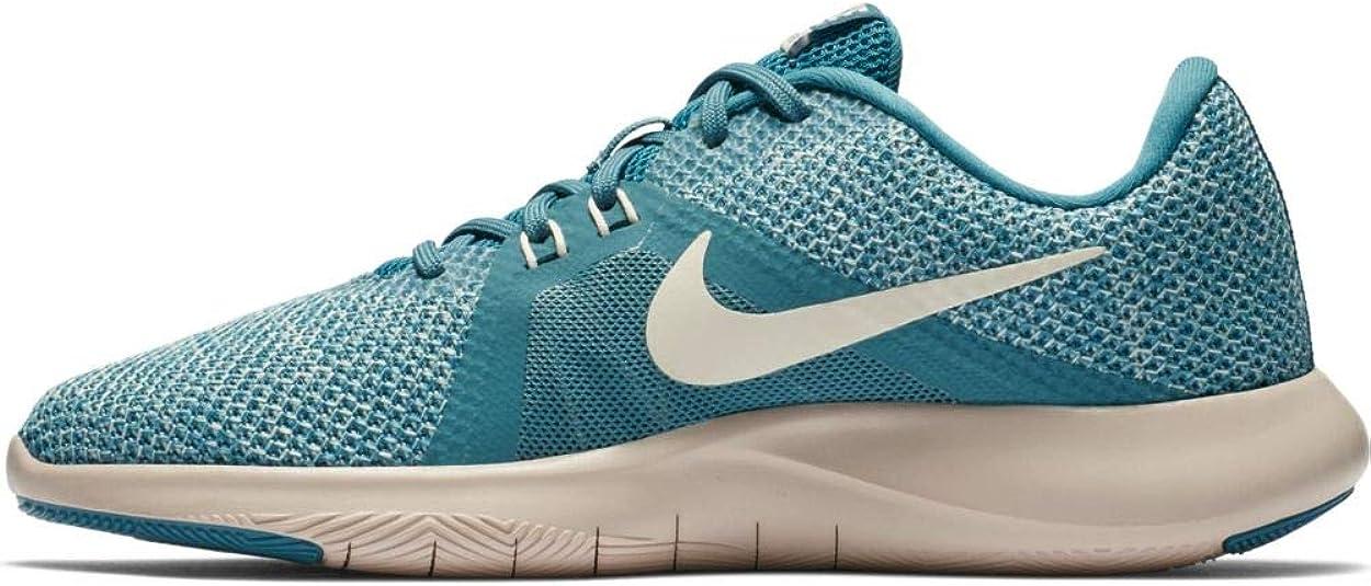 Nike W Flex Trainer 8, Zapatillas Deportivas para Interior para ...