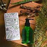 Natural Vibes ~ Tea Tree Face Wash 150 ml / 5.07 ounce ~ Reduces acne, blemishes and purifies skin