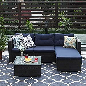 61gMnHDx-3L._SS300_ Wicker Sectional Sofas & Rattan Sectional Sofas