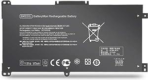 SERNN BK03XL Replacement Compatible with HP Pavilion X360 Converitble PC 14 14m 14-BA000 14-ba175nr BA151NA BA033TX BA034TX BA035TX 14m-ba000 14m-ba0xx 14m-ba1xx 14m-ba011dx [41.7Wh 11.55V]