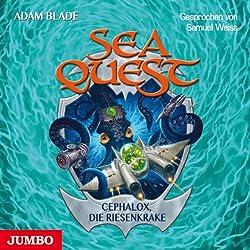 Cephalox, die Riesenkrake (Sea Quest 1)