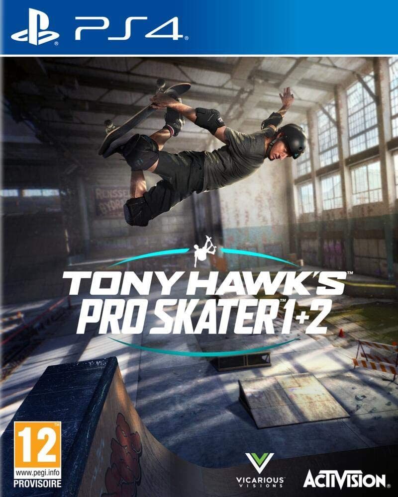 Tony Hawk's pro skater 1 + 2 [PS4] | Activision
