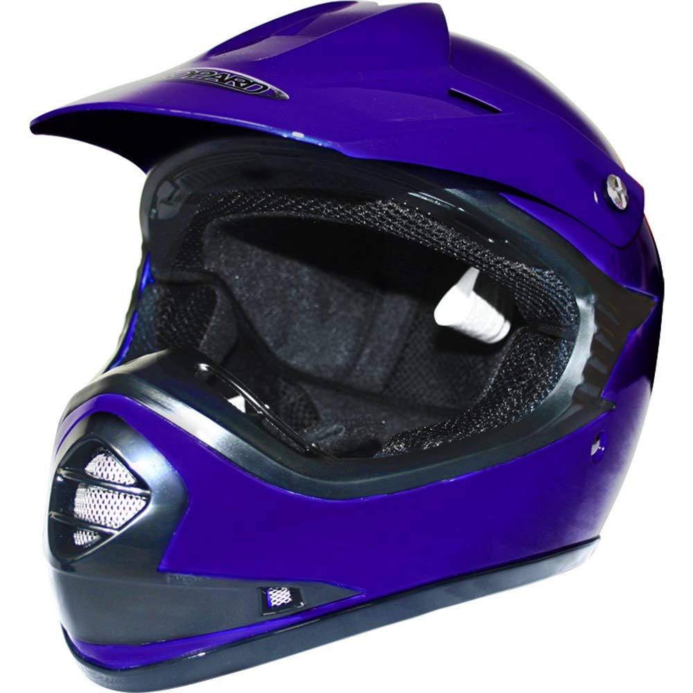 49-50cm Leopard LEO-X15 Kids Motocross Motorbike MX Helmet /& Gloves ATV Dirt Bike BMX Quad Off Road Helmet Matt Black S