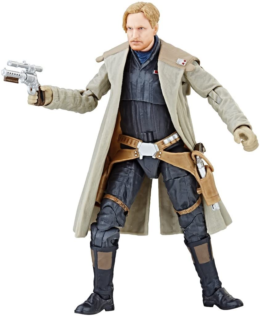 """TOBIAS BECKETT Star Wars The Black Series 6/"""" Inch Action Figure SOLO A SW Story"""