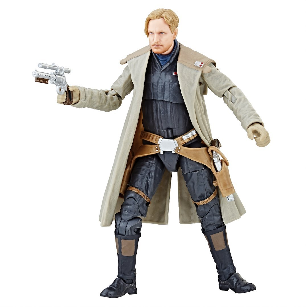 Star Wars Black Series - Tobias Beckett 15cm Action Figur Hasbro E1205