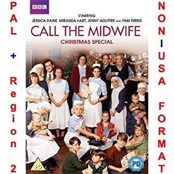 Amazon Com Call The Midwife Christmas Special Non U S A Format Pal Region 2 4 U K Import Original Bbc British Version Jessica Raine Miranda Hart Jenny Agutter Pam Ferris Sheila Reid Movies Tv