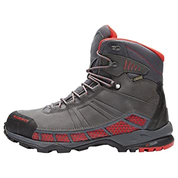 promo code san francisco online retailer Mammut Boot Comfort Guide High GTX Surround Men graphite/inferno – Mountain  Boots, Men, Men