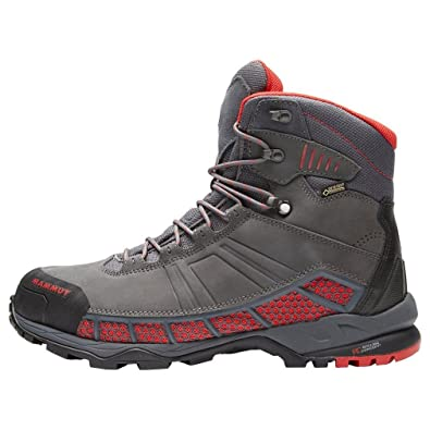 7b14acbd1f4 Amazon.com | Mammut Comfort Guide High GTX Surround Men's Walking ...