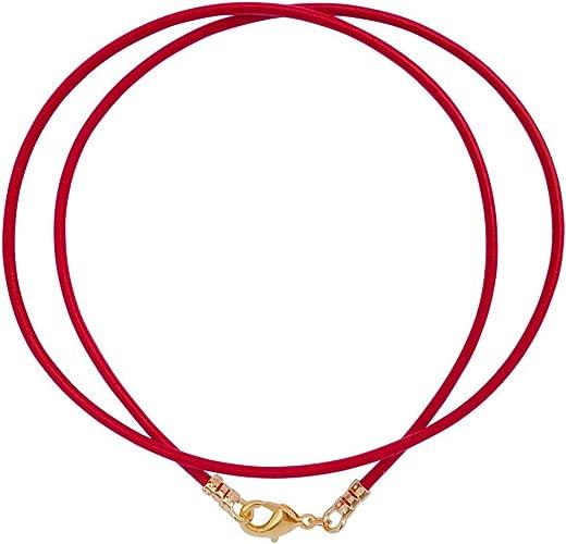 Bling Jewelry Negro 1mm Satinado Fino Cable Colgante Collar de Seda para Las Mujeres m/ás Longitudes chapados en Plata.